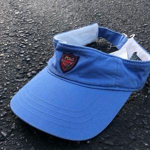 Polo Ralph Lauren Boys Visor W/ Shield Logo NWOT